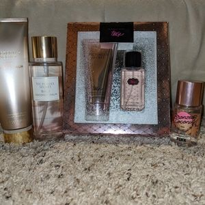 Victoria secret fragrance bundle